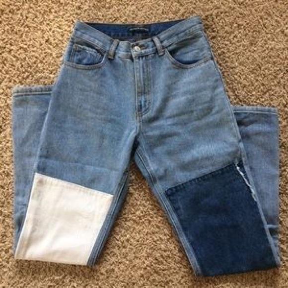 458780376 NWOT Brandy Melville RARE Kenzo jeans NWT